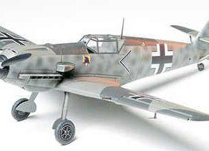 1:48 Tamiya 61050 Messerschmitt Bf109 E-3