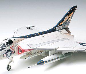 1:48 Tamiya 61055 Douglas F4D-1 Skyray