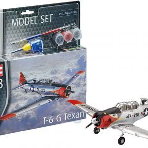 1.72 Revell Model Set T-6 G Texan