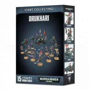 Drukhari: Start Collecting (70-45)