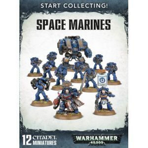 Space Marines: Start Collecting (70-48)