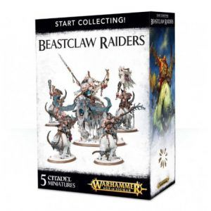 Start Collecting: Beastclaw Raiders (70-86)