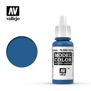 Model Color: Azul Real 70809