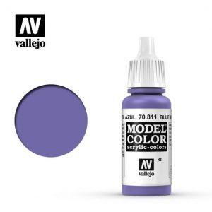 Model Color: Violeta Azul 70811