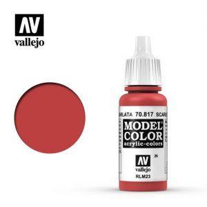 Model Color: Escarlata 70817