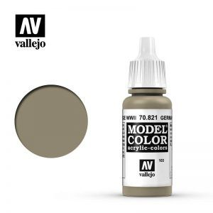 Model Color: Al. C. Beige WWII 70821