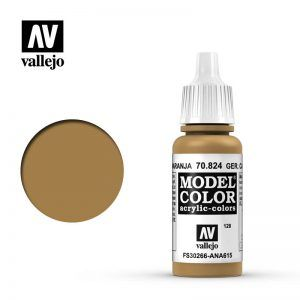 Model Color: Al. C. Ocre Naranja 70824