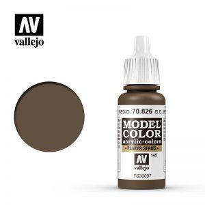 Model Color: Al. Cam. Pardo Medio 70826