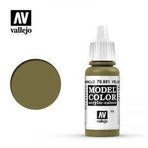 Model Color: Verde Amarillo 70881