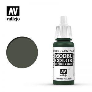 Model Color: Oliva Amarillo 70892