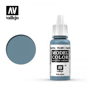 Model Color: Azul Pastel 70901