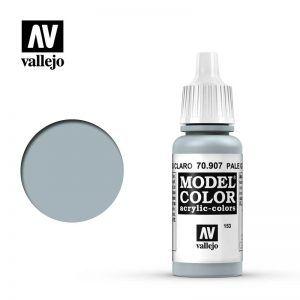 Model Color: Azul Gris Claro 70907