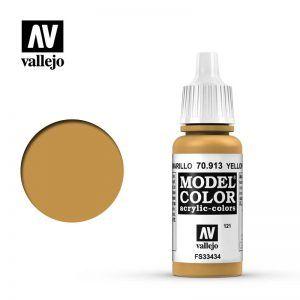 Model Color: Ocre Amarillo 70913