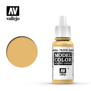Model Color: Amarillo Arena 70916