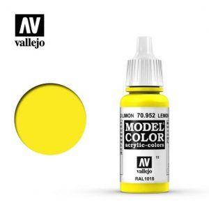 Model Color: Amarillo Limon 70952