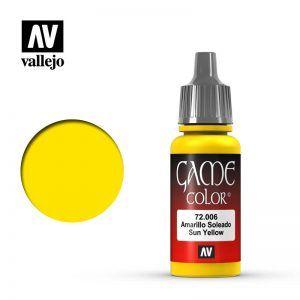 Game Color: 72006 Amarillo Soleado