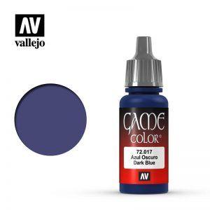 Game Color: 72017 Azul Oscuro