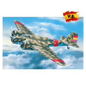 "1:72 ICM: SB 2M-100 ""Katiushka"", Spanish Air (72161)"