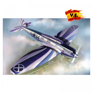 1:72 ICM: He 70F-2, Spanish Air Force Reconna