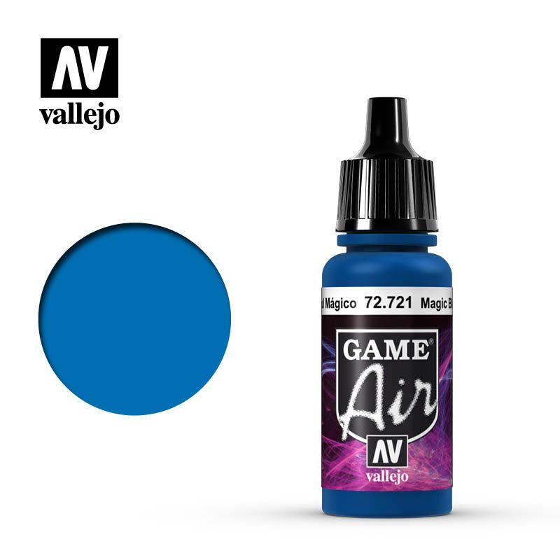 Game Air: Azul Magico 72721