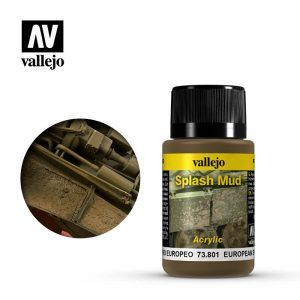 Vallejo Weathering Effects: Barro Europeo 73801