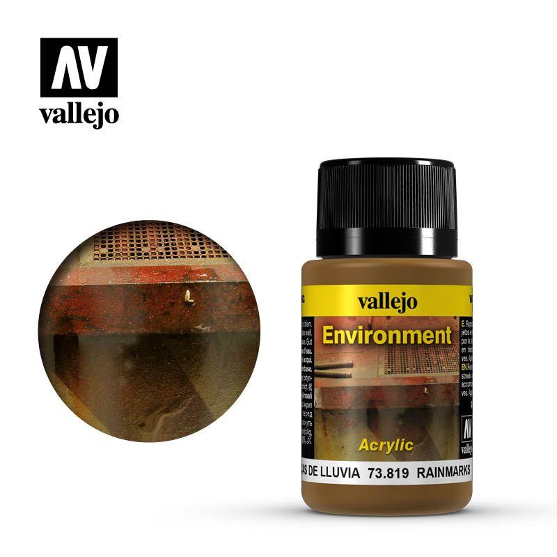 Vallejo Weathering Effects: Marcas De Lluvia 73819