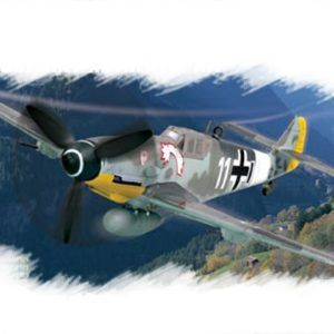 1:72 Hobby Boss 80225 Bf109 G-6 (early)