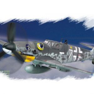 1:72 Hobby Boss 80226 Bf109 G-6 (late)