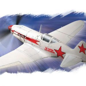 1:72 Hobby Boss 80229 Soviet Fighter Mig-3
