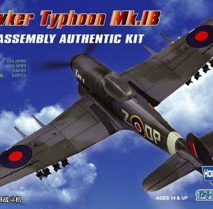 1:72 Hobby Boss 80232 Hawker Typhoon