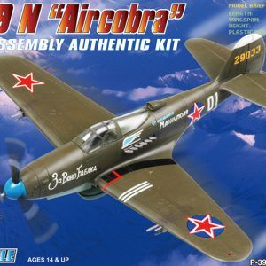 1:72 Hobby Boss 80234 P39N Aircobra WWII Fighter