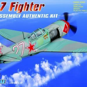 1:72 Hobby Boss 80236 LA-7 Fighter