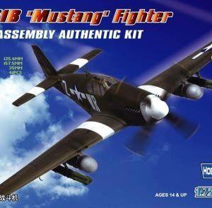 1:72 Hobby Boss 80242 P-51B Mustang