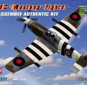 1:72 Hobby Boss 80243 P-51C Mustang