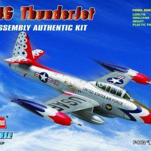 1:72 Hobby Boss 80247 F-84G THUNDERJET