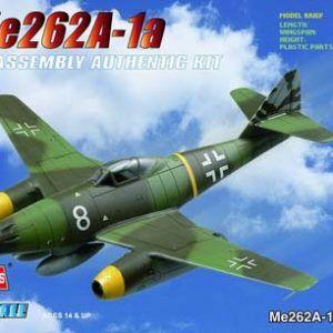 1:72 Hobby Boss 80249 Messerschmitt Me262 A-1a