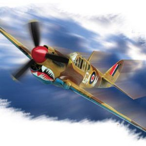 1:72 Hobby Boss 80251 P-40M Kitty Hawk
