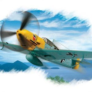 1:72 Hobby Boss 80253 Bf109E-3 Fighter