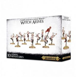 DAUGHTERS OF KHAINE: WITCH AELVES