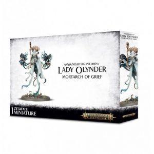 NIGHTHAUNT: LADY OLYNDER