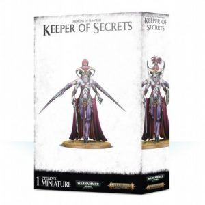 DAEMONS OF SLAANESH: KEEPER OF SECRETS