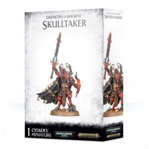 Daemons Of Khorne: Skulltaker (97-35)