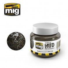 MUDDY GROUND (A.MIG-2105)