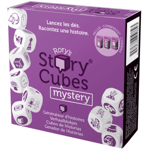 Story Cubes: Mystery