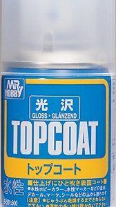 Barníz Acrílico En Spray TOPCOAT (Brillante) 86 Ml. B-501