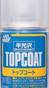 Barníz Acrílico En Spray TOPCOAT (Satinado) 86 Ml. B-502