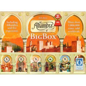 Alhambra: Bigbox (Inglés)