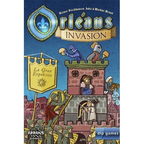 Orleans: Exp Invasion