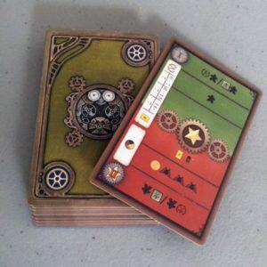 Scythe: Automa Cards