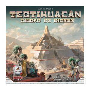 Teotihuacan: Ciudad De Dioses
